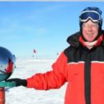 Antartica-fish-eye-lense