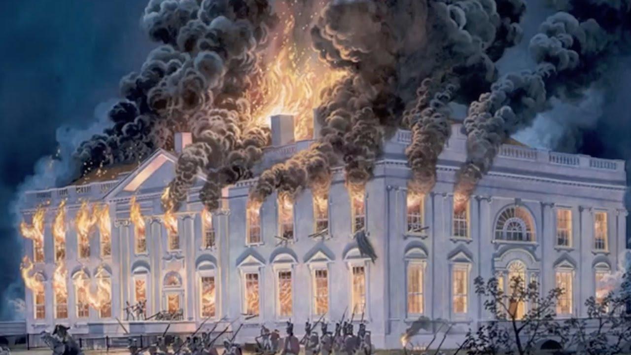 dibakarnya-gedung-putih-oleh-tentara-inggris