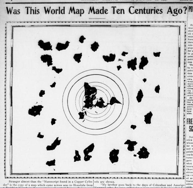 peta-bumi-datar-10-abad-yang- ...