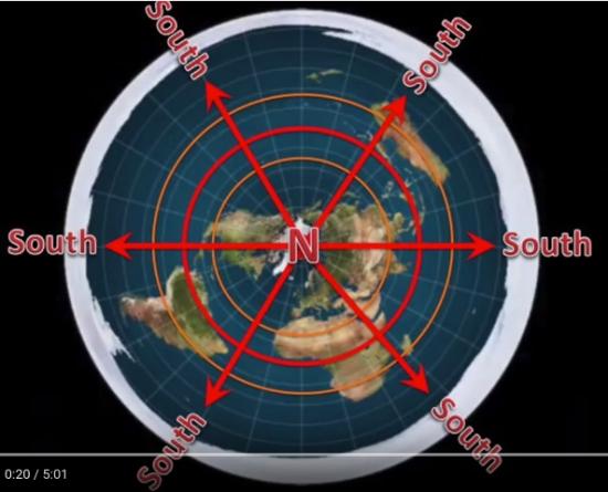 arah-mata-angin-utara-selatan-peta-bumi-datar