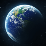 Photos of Round Earth from Satellite VS Flat Earth Theory