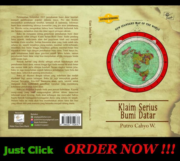 beli buku bumi datar