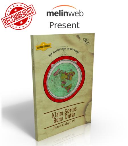 Buku Klaim Serius Bumi Datar