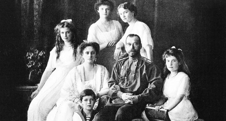Tsar Nicholas II dan Keluarganya