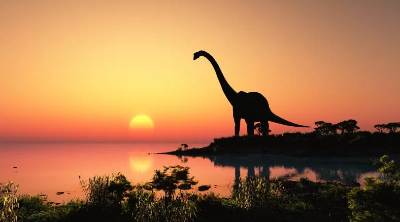 Dinosaurus Tidak Pernah Ada