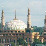 Kubah Masjid dan Bumi Datar