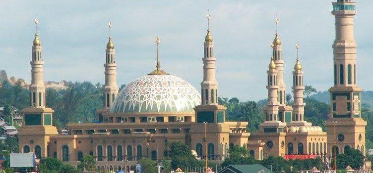 Kubah Masjid dan Bumi Datar - melinweb com