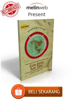 Beli Buku Bumi Datar Buku Flat Earth Indonesia