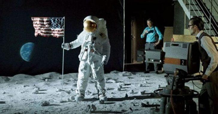 benarkah manusia pernah ke bulan