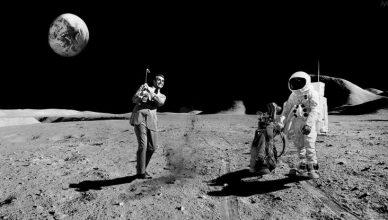 luar angkasa hoax