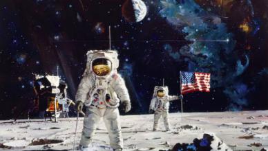 manusia pernah ke bulan bagian 2