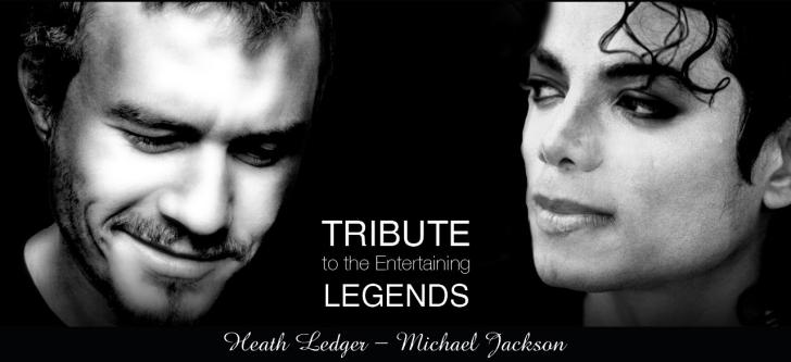Heat Ledger and Michael Jackson