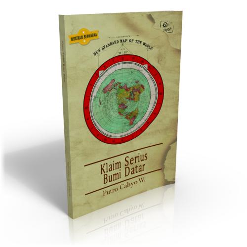 Buku Ulasan Bumi Datar