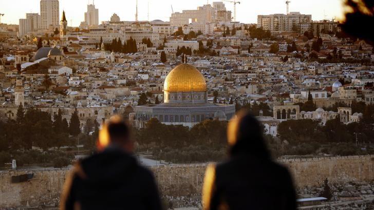 Yahudi kembali ke Yerusalem