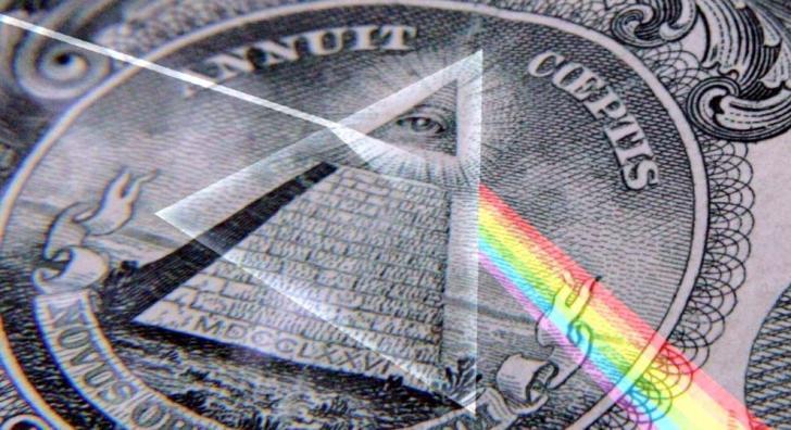 elite global menguasai uang