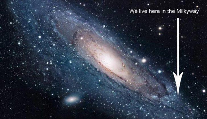 ilusi posisi bumi