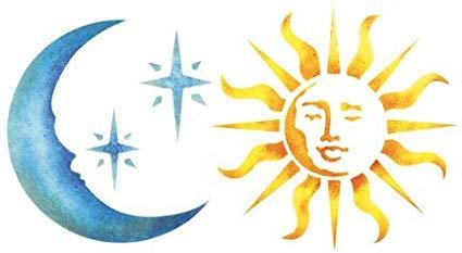 matahari bulan bintang