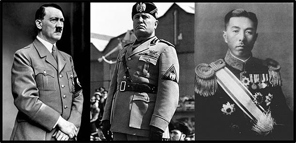 Hitler-Mussolini-Hirohito