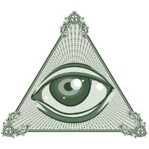 Simbol Mata Satu Illuminati