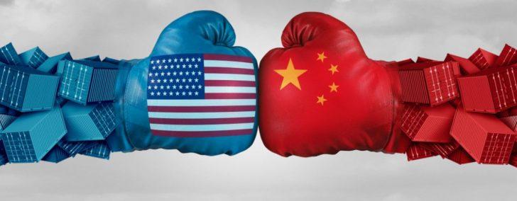 Perang Dagang AS VS Cina