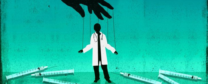 Konspirasi dibalik Pandemik